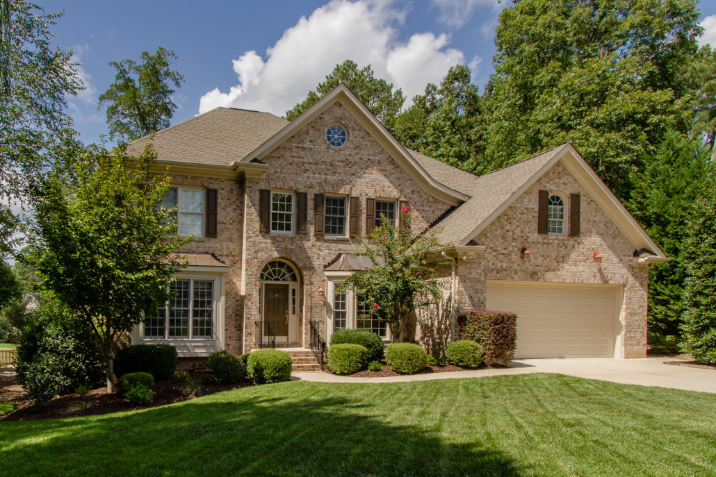 This is a luxury home for sale in Raleigh, North Carolina.